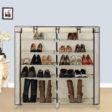 Amazon Organizer Amazon 7 Tier Portable Shoe Rack Organizer 25 49 After Coupon Code