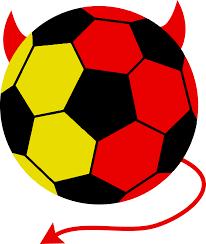 Belgian Flag Soccer Ball Belgian Flag
