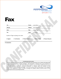 Cover Letter For Faxing 7 Confidential Fax Cover Sheet Teknoswitch