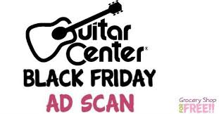 guitarcenter black friday guitar center black friday ad scan 2016 black friday