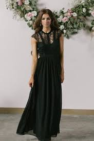 black maxi dress black capsleeve lace maxi dress morning lavender