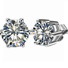 fabulous earrings stunning fabulous popular 2ct certificate moissanite