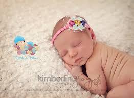 baby girl headband pink baby girl headband baby flower headband headbands