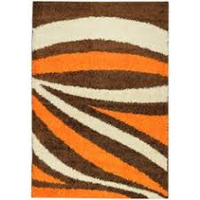 Burnt Orange Area Rug New Warm Red Orange Modern Patchwork Rugs Small Large Living Room