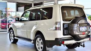 mitsubishi white 2008 mitsubishi pajero ns vr x lwb 4x4 white 5 speed auto sports