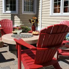 Red Patio Chair Cushions Furniture Pretty Adirondack Chair Cushions For Home Furniture