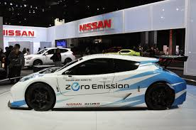 nissan leaf nismo body kit cars picture wallpaper