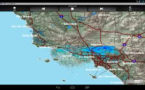 Weather Map Los Angeles by Noaa Weather And Radar Android Apps On Google Play