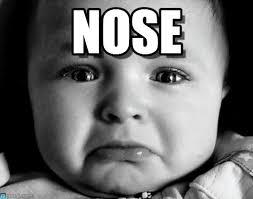 Nose Meme - nose sad baby meme on memegen