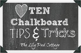 pens that write on black paper 10 chalkboard tips and tricks the lilypad cottage ten chalkboard tips and tricks
