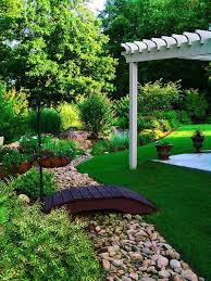 best 25 dry riverbed landscaping ideas on pinterest stones for