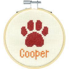 cross stitch knitting supplies simplicity