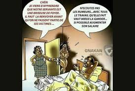 salaire femme de chambre cameroon humour femme de ménage épisode 2 crtv economie