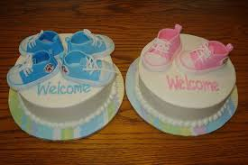 unique baby shower cakes for twins u2013 diabetesmang info
