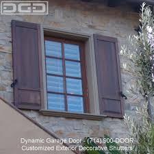 decorative outdoor house shutters dubious decorative shutters home