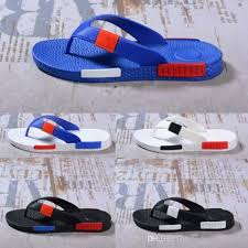 Comfortable Sandal Brands 2016 New Nmd Brand Summer Slippers Boost Comfortable Sandals Men U0027s