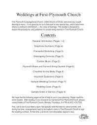 Order Of Wedding Program 100 Wedding Church Program Templates Free Wedding Program