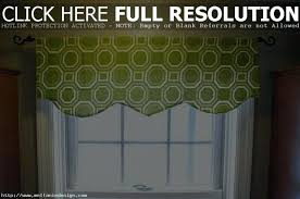 Yellow Kitchen Curtains Valances Kitchen Curtains And Valances Country Contemporary Kitchen