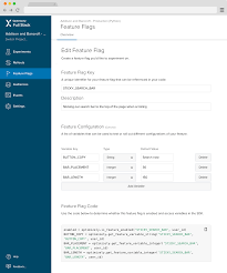 List Of Flags Introducing Feature Management In Full Stack Launch New Features