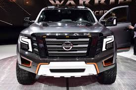 nissan truck 2018 nissan 2018 nissan titan warrior 2018 nissan titan xd warrior