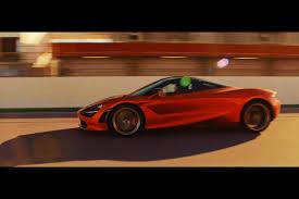 mclaren 720s mclaren 720s first driving footage of the stunning supercar