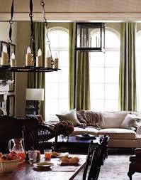 living rooms ivory oatmeal tan beige black green silk drapes