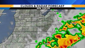 Colorado Weather Map by Severe Thunderstorm Watch In Se Michigan Canceled