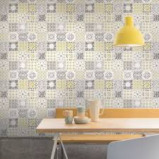 Kitchen Wallpaper by Grandeco Porto Floral Pattern Wallpaper Motif Kitchen Bathroom A22901