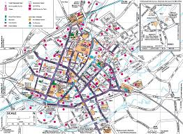 Las Vegas Strip Map Pdf by Manchester Map Uk Free Printable Maps