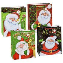 bulk christmas bags bulk christmas house medium size pattern gift bags at dollartree