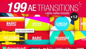 videohive motion elements pack free after effects template