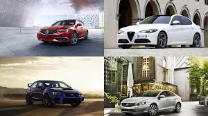 ranking the best boxy cars what u0027s the best upscale performance sedan you can get for less