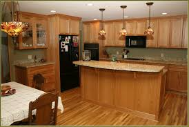 what color countertops with honey oak cabinets honey oak cabinets with granite kitchen pinterest honey oak