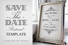 save the date free templates check out these adorable save the