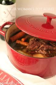 pioneer woman u0027s pot roast baked in the south