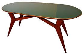 mid century oval dining table new mid century dining table regarding ecofirstart italian with