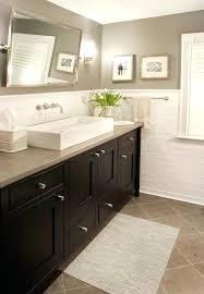 dark wood bathroom vanitynew farmhouse sink vanity bathroom