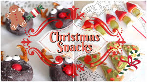 easy diy holiday snacks u0026 treats for your christmas party