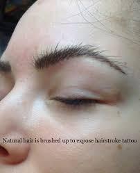 eyeliner tattoo five dock eyebrow cosmetic tattooing eyebrow studio sydney