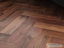 Walnut Laminate Flooring Uk Engineered Black Walnut Herringbone Natural Lacquered Euro
