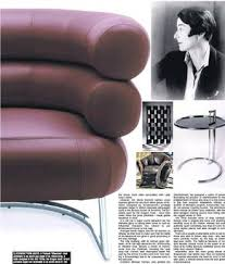Bibendum Chair Eileen Gray The Lfe And Work Of Eileen Gray Independent Ie