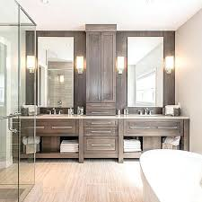 modern bathroom vanity base only contemporary with vessel sink