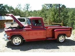 Gmc Sierra Truck Bed For Sale Classic Gmc For Sale On Classiccars Com 251 Available