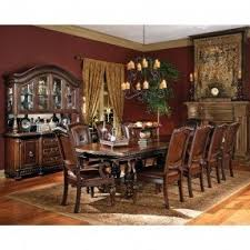 elegant formal dining room sets formal cherry dining room sets foter