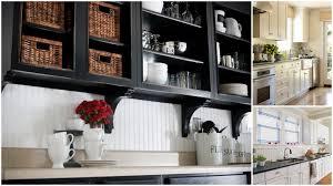 white beadboard kitchen cabinets appliances white beadboard kitchen backsplash with black wooden