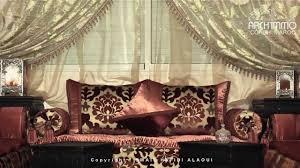 Idee Deco Salon Marocain by Salon Marocain Youtube