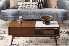 mid modern coffee table best mid century modern coffee tables top 10 cluburb