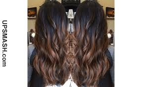 foil highlights for brown hair what is the difference between foil highlights and balayage