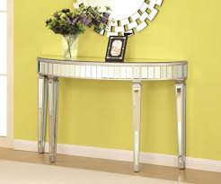 Sofa Table Walmart by Furniture Adorable Coaster Chrome And Tempered Glass Sofa Table