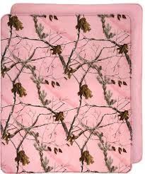 Pink Camo Comforter Realtree Ap Pink Camo Pattern Plush Throw Blanket Field U0026 Stream